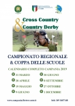 Cross Country & Country Derby: Calendario Campionato regionale 2019